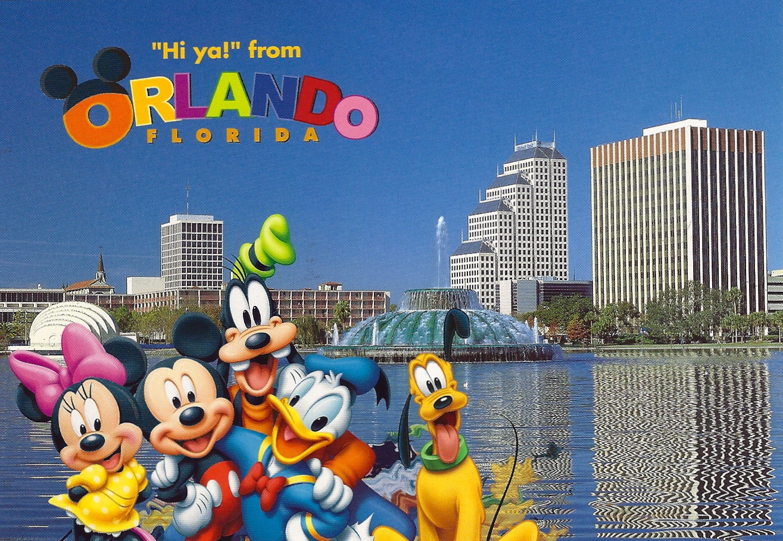 Orlando-Disney world